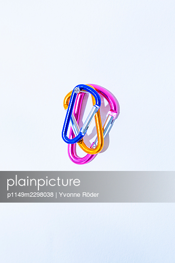 Carabiners - p1149m2298038 by Yvonne Röder