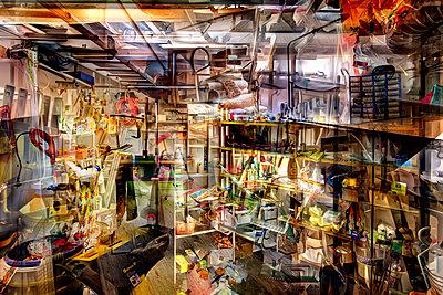 In the cellar - p676m2263888 by Rupert Warren