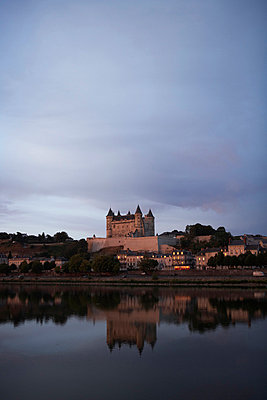 Loire River, Loire Valley, France - p5149885f by Doable