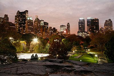 Central Park - p1294m1201545 von Sabine Bungert