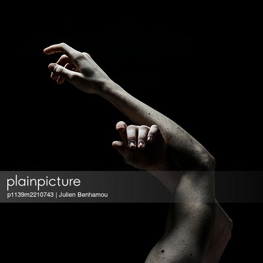 Ballet dancer - p1139m2210743 by Julien Benhamou