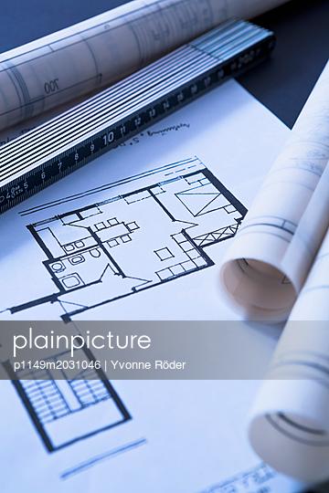 Floor plan - p1149m2031046 by Yvonne Röder