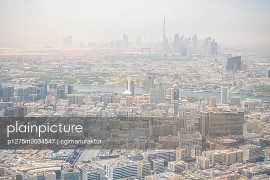 Dubai Burj Khalifa - p1275m2034547 von cgimanufaktur