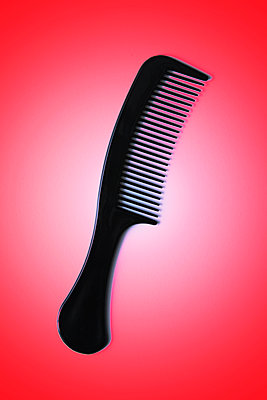 Hair comb - p1149m2141820 by Yvonne Röder