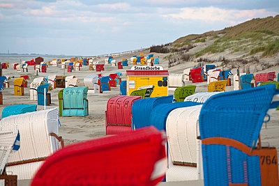 Strandkörbe - p4880216 von Bias