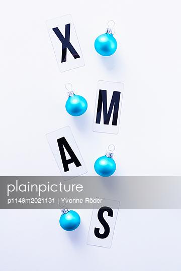 Weihnachten - p1149m2021131 von Yvonne Röder