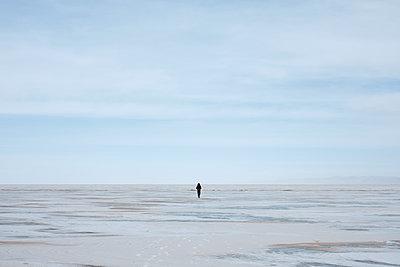 Qinghai lake - p1565m2141577 by Laurence Chellali