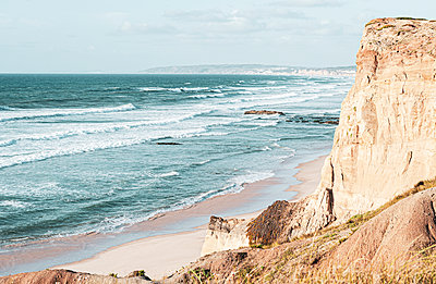 Küste in Portugal - p299m2164255 von Silke Heyer