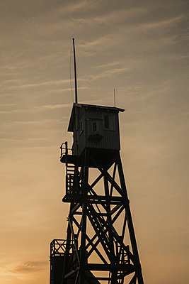Lookout tower in Dragør  - p600m2100051 by Laura Stevens