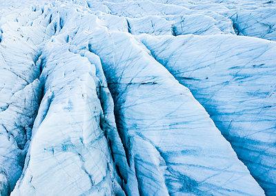 Iceland, Vatnajoekull National Park, Jokulsarlon, glacier ice - p300m2069741 von David Agüero Muñoz
