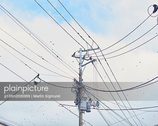 Stromversorgung - p133m2030959 von Martin Sigmund