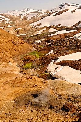 Kerlingarfjöll Island - p4700124 von Ingrid Michel