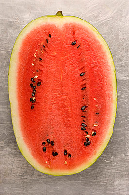 Melon top view - p5150252 by E.Coenders
