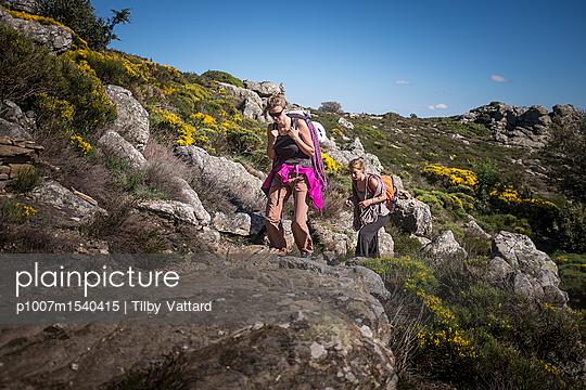 Sport activities in Caroux - p1007m1540415 by Tilby Vattard