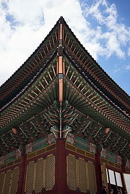 Korea, Seoul, Temple - p1492m2223610 by Leopold Fiala