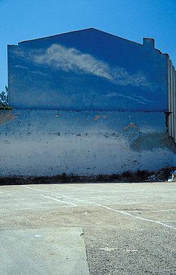 Haus und Himmel - p9791324 von Opelka
