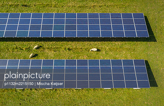 Solar energy - p1132m2215150 by Mischa Keijser