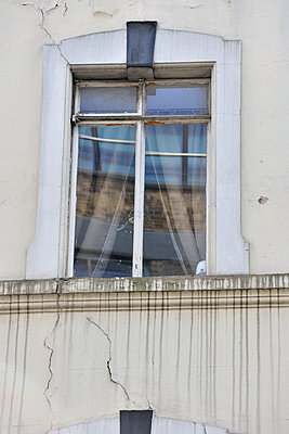Bedroom window - p1048m1417532 by Mark Wagner