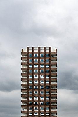 Wohnblock in Antwerpen - p1256m2108636 von Sandra Jordan