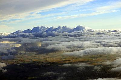 Gewitterwolken - p1016m924100 von Jochen Knobloch