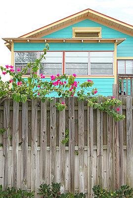 Wooden house - p045m866052 by Jasmin Sander