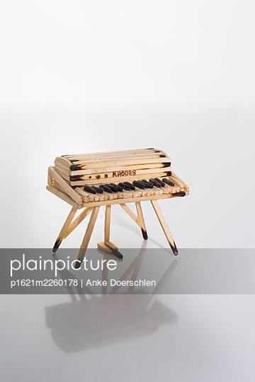 Streichholz-Instrument - p1621m2260178 von Anke Doerschlen