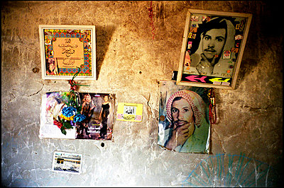 intérieur bédouin (égypte) - p5678672 by Scarlett Coten