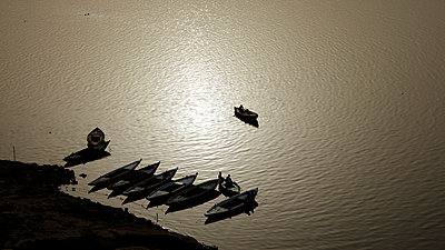 Ganges; India - p910m763760 by Philippe Lesprit