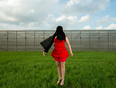 Niqab - p1132m1016301 by Mischa Keijser
