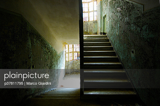 Staircases up and down - p37811795 by Marco Giardini