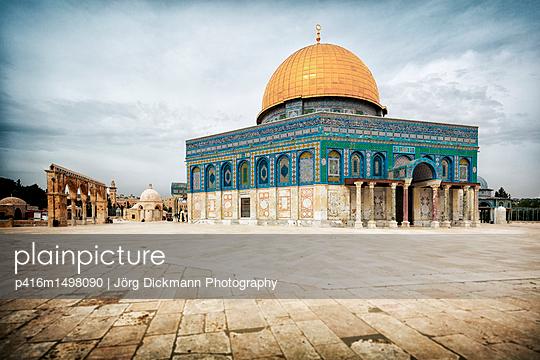 Jerusalem - p416m1498090 von Jörg Dickmann Photography