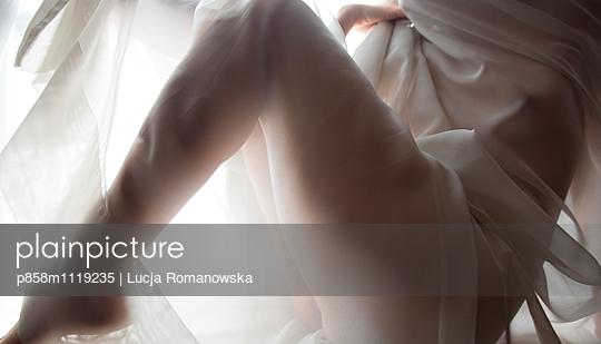 Cloaked - p858m1119235 by Lucja Romanowska