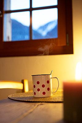 Tea time - p454m2124971 by Lubitz + Dorner