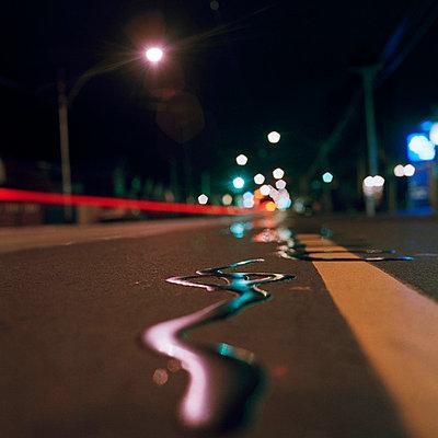 street, melbourne - p9793229 von Pulch