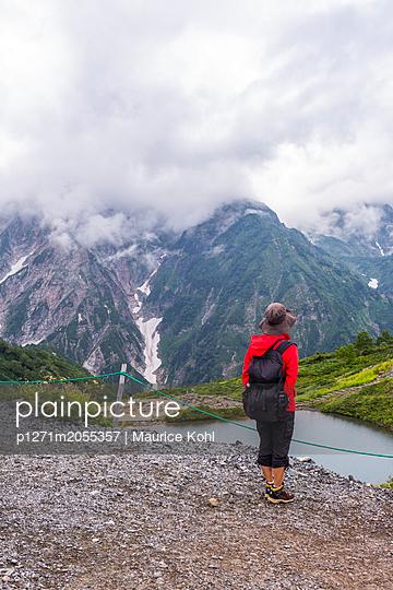 Wanderung in den Japanischen Alpen  - p1271m2055357 von Maurice Kohl