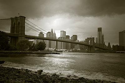 New York - p1294m1201579 von Sabine Bungert