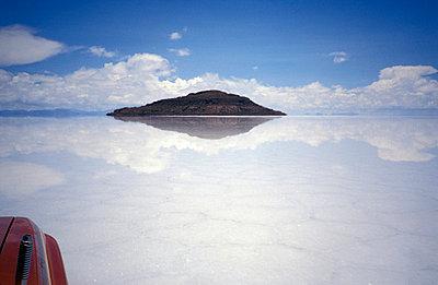 Salar de Oruro - p0040909 von Normal