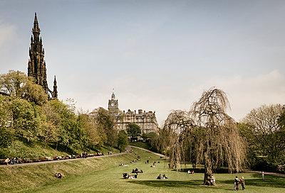 Edinburgh - p1222m1425507 von Jérome Gerull