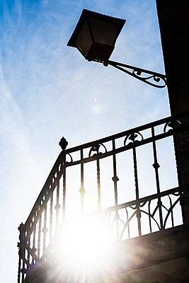 Balkon - p488m1332440 von Bias
