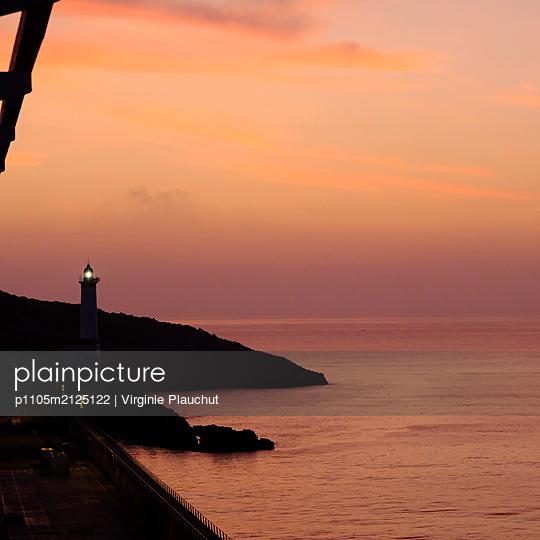 Ibiza, Lighthouse - p1105m2125122 by Virginie Plauchut