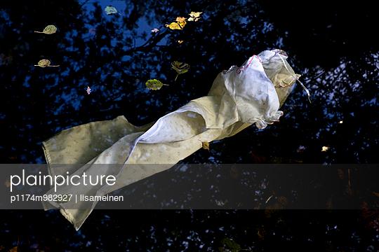 Kleid im Wasser - p1174m982927 von lisameinen