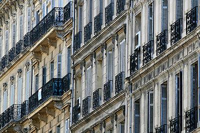 Facades, Marseilles - p977m792712 by Sandrine Pic