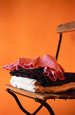 Wäsche frisch gewaschen - p2140058 von hasengold