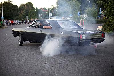 Show car - p1980263 by David Breun