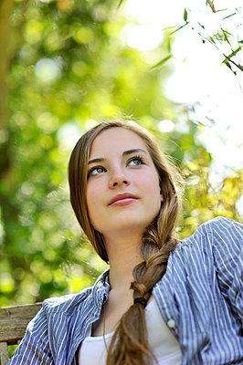 Nachdenklich  - p949m902371 von Frauke Schumann