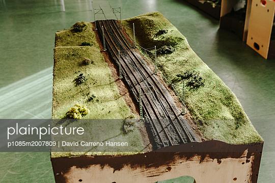 Modelleisenbahn - p1085m2007809 von David Carreno Hansen
