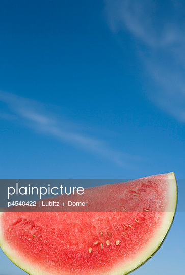 Sommerfrucht - p4540422 von Lubitz + Dorner