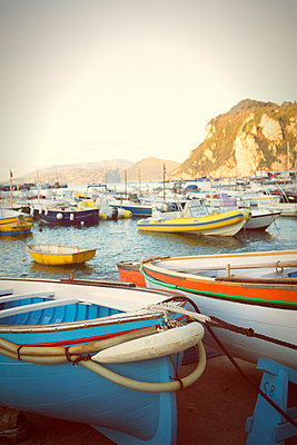 Marina Grande on Capri - p294m944503 by Paolo