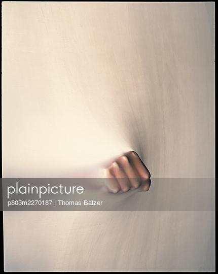 Fist - p803m2270187 by Thomas Balzer