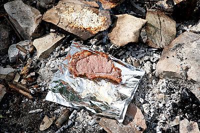 Fleisch grillen - p5500146 von Thomas Franz